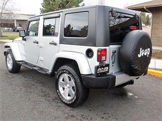 2008 Jeep Wrangler Unlimited Sahara Bend, Oregon 6