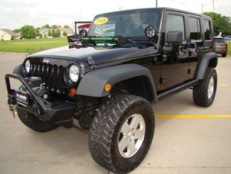 2008 Jeep Wrangler Unlimited X Bettendorf, Iowa