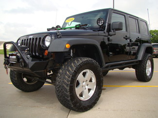 2008 Jeep Wrangler Unlimited X Bettendorf, Iowa 20
