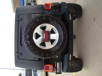 2008 Jeep Wrangler Unlimited X Bettendorf, Iowa 23
