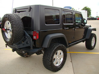 2008 Jeep Wrangler Unlimited X Bettendorf, Iowa 24