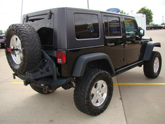 2008 Jeep Wrangler Unlimited X Bettendorf, Iowa 6