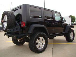 2008 Jeep Wrangler Unlimited X Bettendorf, Iowa 25