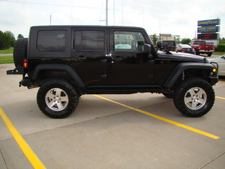 2008 Jeep Wrangler Unlimited X Bettendorf, Iowa 7