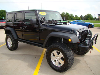 2008 Jeep Wrangler Unlimited X Bettendorf, Iowa 27