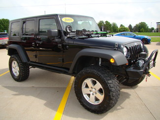 2008 Jeep Wrangler Unlimited X Bettendorf, Iowa 28