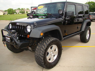 2008 Jeep Wrangler Unlimited X Bettendorf, Iowa 15