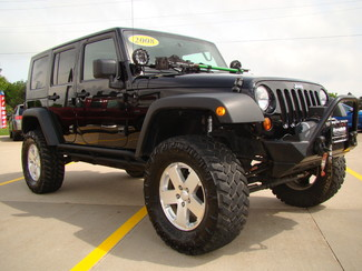 2008 Jeep Wrangler Unlimited X Bettendorf, Iowa 2