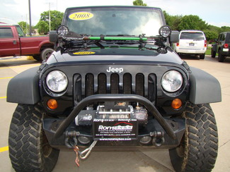 2008 Jeep Wrangler Unlimited X Bettendorf, Iowa 29