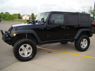 2008 Jeep Wrangler Unlimited X Bettendorf, Iowa 16