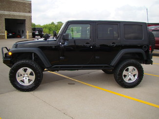 2008 Jeep Wrangler Unlimited X Bettendorf, Iowa 3