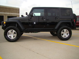 2008 Jeep Wrangler Unlimited X Bettendorf, Iowa 17