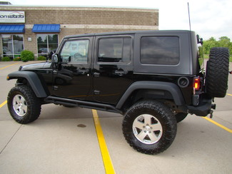 2008 Jeep Wrangler Unlimited X Bettendorf, Iowa 19