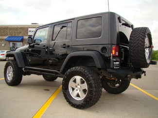 2008 Jeep Wrangler Unlimited X Bettendorf, Iowa 21
