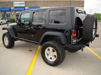 2008 Jeep Wrangler Unlimited X Bettendorf, Iowa 4