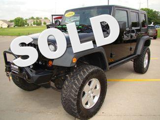 2008 Jeep Wrangler Unlimited X Bettendorf, Iowa