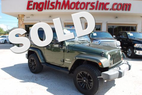 2008 Jeep Wrangler Sahara in Brownsville, TX