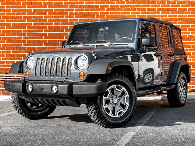 2008 Jeep Wrangler Unlimited X Burbank, CA 0