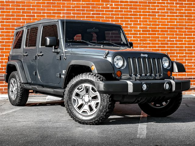 2008 Jeep Wrangler Unlimited X Burbank, CA 1