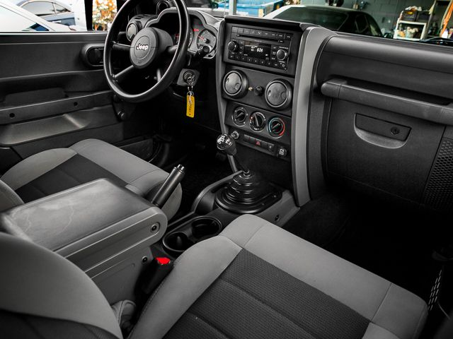 2008 Jeep Wrangler Unlimited X Burbank, CA 12