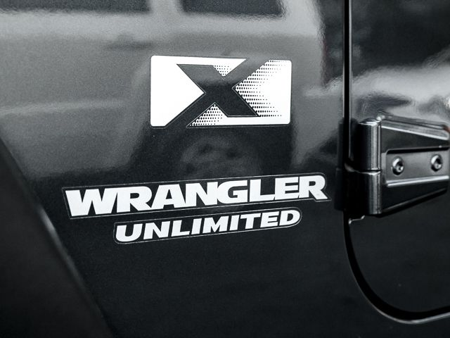 2008 Jeep Wrangler Unlimited X Burbank, CA 18