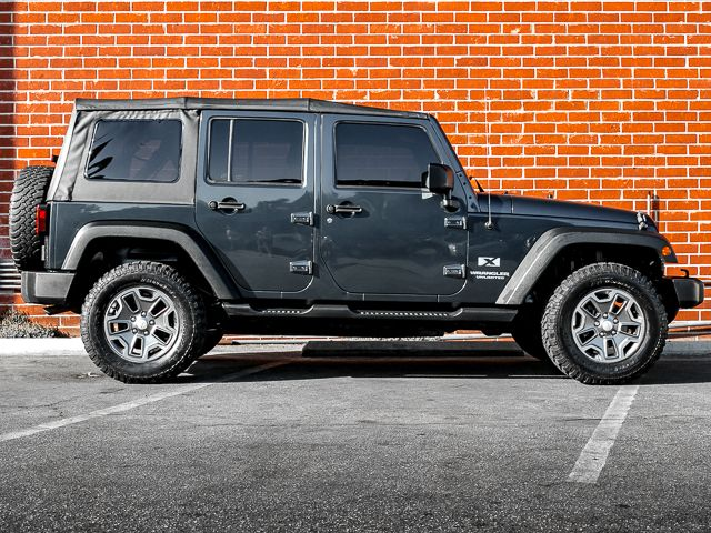 2008 Jeep Wrangler Unlimited X Burbank, CA 4