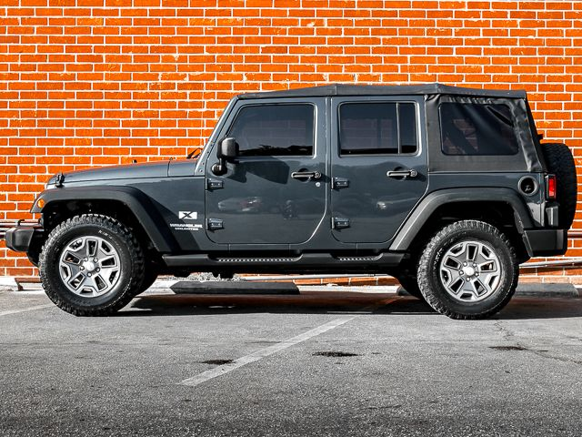2008 Jeep Wrangler Unlimited X Burbank, CA 5