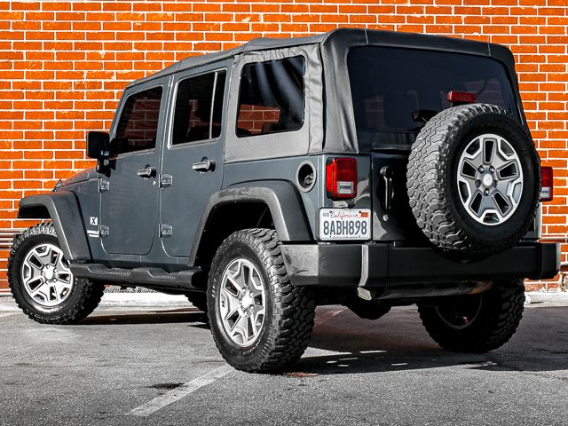 2008 Jeep Wrangler Unlimited X Burbank, CA 6
