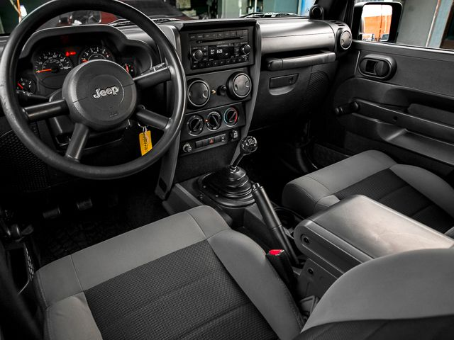2008 Jeep Wrangler Unlimited X Burbank, CA 9
