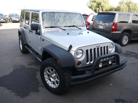 2008 Jeep Wrangler Unlimited X ((**4X4**))--1 OWNER  in Campbell, CA