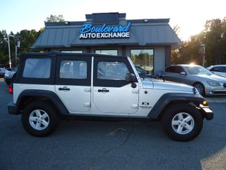 2008 Jeep Wrangler Unlimited X Charlotte, North Carolina 6