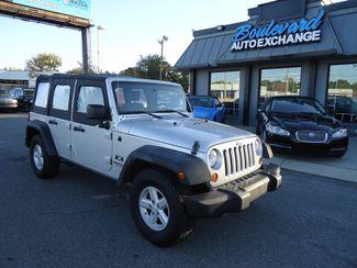 2008 Jeep Wrangler Unlimited X Charlotte, North Carolina