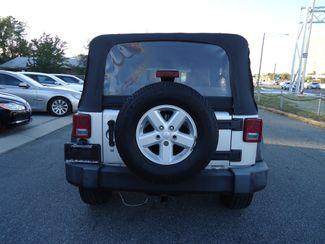 2008 Jeep Wrangler Unlimited X Charlotte, North Carolina 4