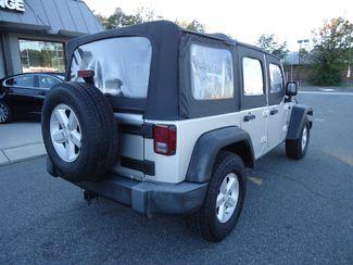 2008 Jeep Wrangler Unlimited X Charlotte, North Carolina 5