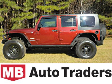 2008 Jeep Wrangler Unlimited Sahara in Conway, SC