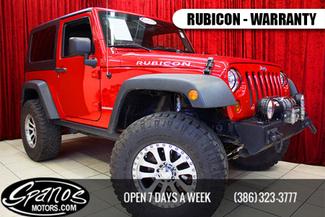2008 Jeep Wrangler Rubicon   Daytona Beach, FL   Spanos Motors-[ 2 ]