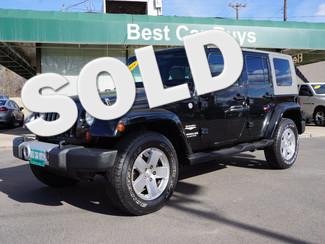2008 Jeep Wrangler Unlimited Sahara Englewood, CO