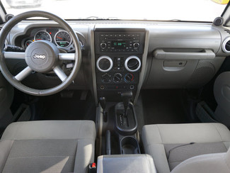 2008 Jeep Wrangler Unlimited Sahara Englewood, CO 10