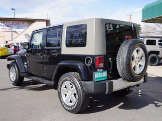 2008 Jeep Wrangler Unlimited Sahara Englewood, CO 2