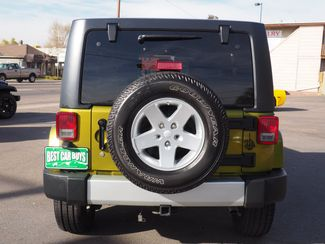 2008 Jeep Wrangler Unlimited Sahara Englewood, CO 3