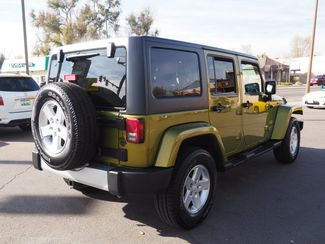 2008 Jeep Wrangler Unlimited Sahara Englewood, CO 4