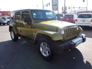 2008 Jeep Wrangler Unlimited Sahara Englewood, CO 5
