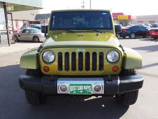 2008 Jeep Wrangler Unlimited Sahara Englewood, CO 6