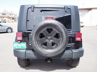 2008 Jeep Wrangler Sahara Englewood, CO 6