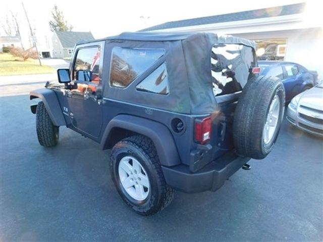 2008 Jeep Wrangler X Ephrata, PA 5