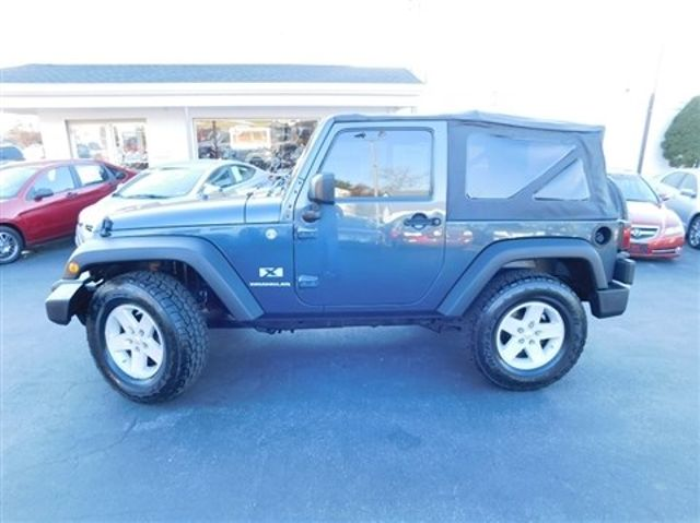 2008 Jeep Wrangler X Ephrata, PA 6