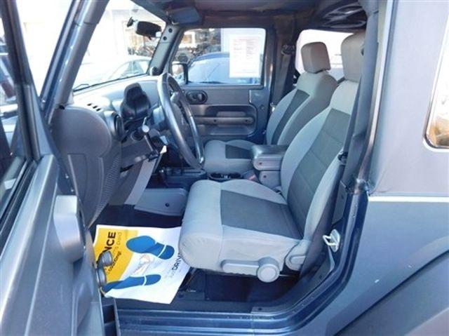 2008 Jeep Wrangler X Ephrata, PA 10
