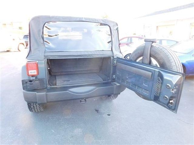 2008 Jeep Wrangler X Ephrata, PA 16