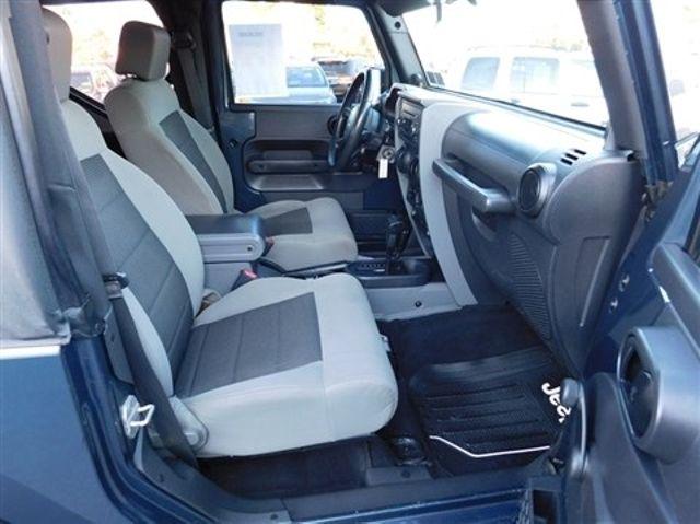 2008 Jeep Wrangler X Ephrata, PA 19