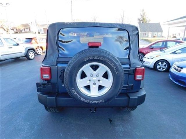 2008 Jeep Wrangler X Ephrata, PA 4